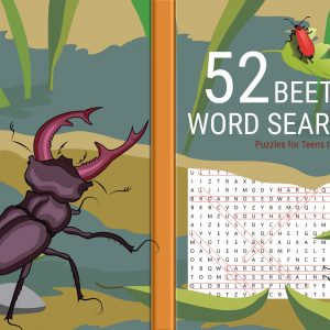 beetle insect word search